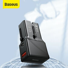 Baseus 18W USB Type-C Charger PD QC3.0 Travel Wall Charger Adapter for iPhone 11