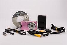 Panasonic Lumix DMC-FS16EG-P Digitalkamera Kompaktkamera Kamera Pink  DMC-FS 16