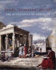 "James ""Athenian"" Stuart : The Rediscovery of Antiquity - BRAND NEW SEALED HC"