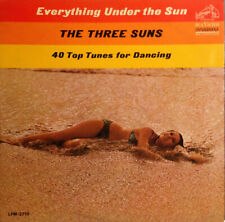 The Three Suns - Everything Under The Sun 40 Top Tunes For Dancing - Vinyl LP NM