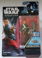 """STAR WARS Rogue One B7276/B7072 CHIRRUT IMWE 3.75"""" Action Figure DISNEY HASBRO"""