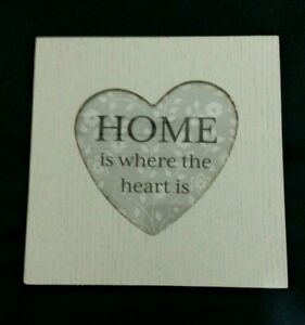 picture frame  home is where the heart is. christmas gift + more bonus gifts