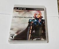 Lightning Returns: Final Fantasy XIII (Sony PlayStation 3, 2014) ps3 new