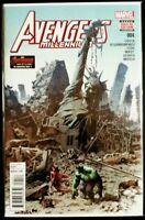 Avengers Millennium #4 Marvel Comic 1st Print 2015 NM ships in t-folder