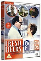 FRESH FIELDS & FRENCH FIELDS the complete series box set. New sealed DVD.