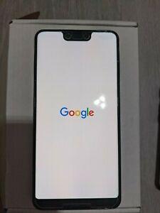 Google Pixel 3 XL - 64GB - Just Black (Verizon) Used everything works