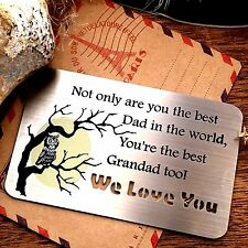 fathers day Unusual Gifts for Him Daddy Grandad Presents Dad Love Papa Father