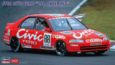 Hasegawa 20385 1/24 Scale Model Car Kit Team Doricome Honda Civic Ferio JTCC '94