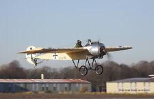 Tony Ray's Aero Laser Cut Balsa Fokker III Radio Control Indoor Kit  D-LOAD INST