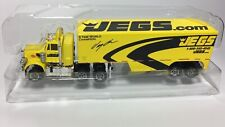 Auto World Racing Rigs Peterbilt JEGS Racing, Truck Cab & Trailer, X-Traction