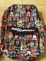 Disney Mickey Mouse Backpack Authentic