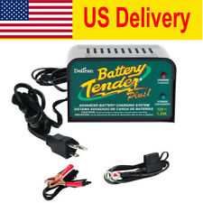 12V Battery Charger Deltran Battery Tender Plus  021-0128 Boat Lawn Tractor