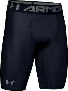 Under Armour Men's UA HeatGear Armour 2.0 9-Inch Compression Shorts - 1289568