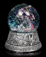 Boule de Neige Avec Drache - Those Stars - Fantaisie Figurine Cadeau Gothique