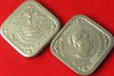 5 cent penning vierkant : Wilhelmina moeder des vaderlands (32)