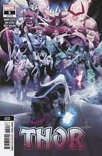 Thor #5 Black Winter Klein Variant Marvel Comics 2nd Print 2020 NM