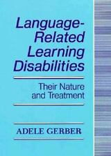 Language-Related Learning Disabilities: Their Nature and Treatment-ExLibrary