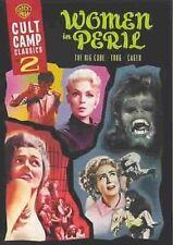 Cult Camp Classics Vol 2 Women in per 0085391145226 DVD Region 1