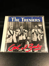 Treniers-Cool It Baby-CD-VG+ Condition-Bear Family Records