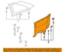 TOYOTA OEM 99-03 Solara INTERIOR-Lower Quarter Trim Right 6251006011B0