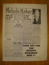 MELODY MAKER 1946 DEC 28 PAUL LOMBARD LESLIE DOUGLAS
