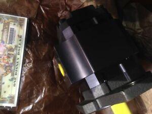 PGH3-22/011RE07VU2  Rexroth Hydraulic Gear Pump