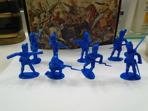 French Infantry Napoleonic Grenadiers TIMPO plastic toy soldiers FREE SHIPPING