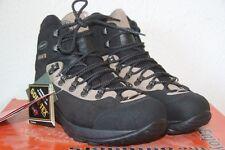CRISPI - Terra GTX - Chaussures  Gore-tex randonnée -  Noir & Beige - 39 neuf