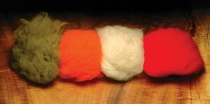 Hareline Rams Wool   Choice of Colour   Great for Baitfish, Skulpins   Fly Tying