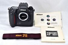 【Near Mint】Nikon F5 SLR Film Camera w/ manual,strap from Japan #301K