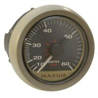 Faria Bayliner Maxum 60 Mph Speedometer Boat Gauge