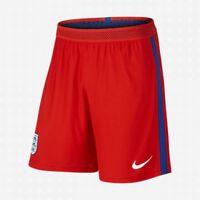 Nike Men's England away vaporous Football Shorts Dri Fit Size Small  724604-600