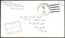 821st ENGINEERS BATTALION FIJI ISLANDS APO 913 1942 WWII APO Cover (M2119y)