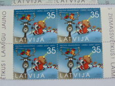 stamps / latvia / christmas / 2011