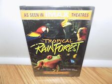 IMAX - Tropical Rainforest (DVD, 2005) BRAND NEW, SEALED
