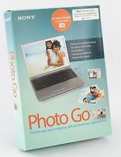 Sony Photo Go Photo Editing Software F11