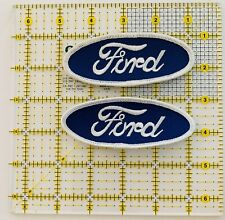 Lot Of 2 Vintage Ford Motor Company Patch Car Automotive Ford Trucks