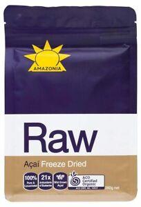 Amazonia Organic Freeze Dried Acai Powder 280g