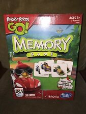 Hasbro Angry Birds GO Memory Game Ages 3+ New!