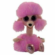 "TY Beanie 6"" Plush Camilla Poodle"