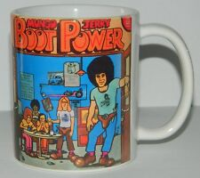 MUNGO JERRY (RAY DORSET) - TOP QUALITY 11oz 'BOOT POWER' MUG RETRO 1972 DESIGN