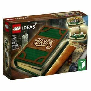 LEGO Ideas 21315 Pop-Up Book - Brand New
