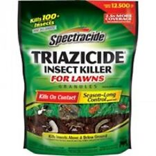 New Spectracide 53944-2 Case Of (4) 10Lb Triazicide Insect Killer 6763882