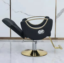 Luxury Hydraulic Salon Chair Styling Recline Barber Chair Beauty Shampoo Stool