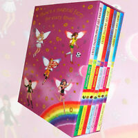 Rainbow Magic Sporty Fairies Collection 7 Books Box Set PaperBack Brand New Set