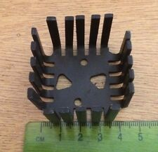 TO 126 Dual small heatsink overall size 45 x 45 x 32mm pack of 2    Z134