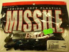 MISSILE  DESTROYER 7 INCH,2-PACKS PER DEAL SUPER BUG