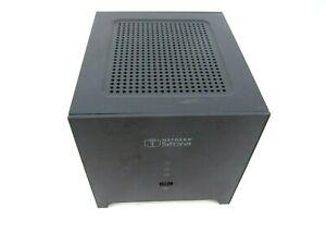 NETGEAR STORA NAS NETWORK HDD USB EXTERNAL ENCLOSURE SPACE 2 BAY