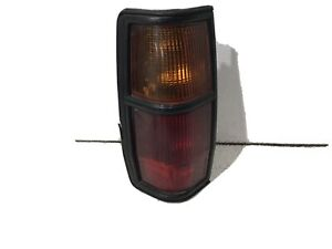 1983-1984 nissan pickup 720 4x4 left driver tail light lamp taillight FLAWS