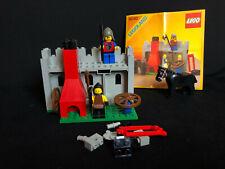 Lego 6040 Blacksmith Shop Ritter Castle → Crusaders komplett complete